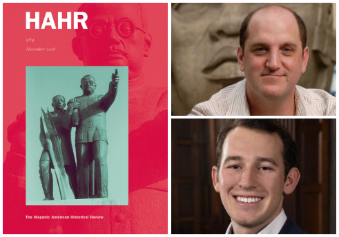 History Faculty and Undergraduate Research Featured in