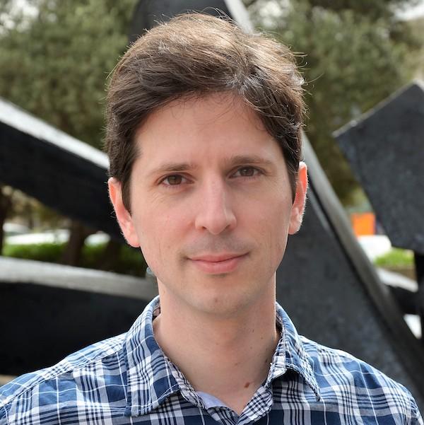 Dr. Amir Zeldes, corpus linguist from Georgetown University