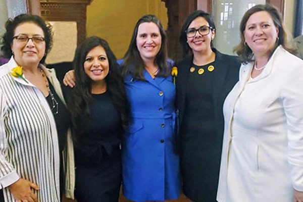 State Rep. González to Serve as Chair of Newly Formed LGBTQ Caucus
