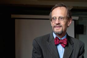 Joynes Speaker Series: Paul Woodruff, 2/13
