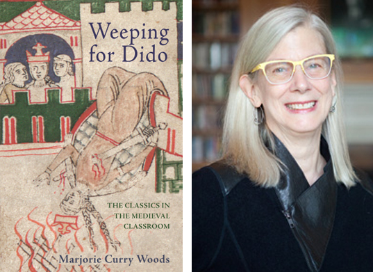 "Marjorie Curry Woods Publishes New Book ""Weeping for Dido"""