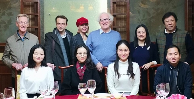 Clark Center Forges Links to Australian Studies Center in China