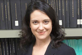 The PRC welcomes Liz Chiarello.