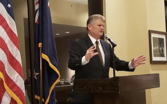 Australia's Consul-General: Peter McGauran