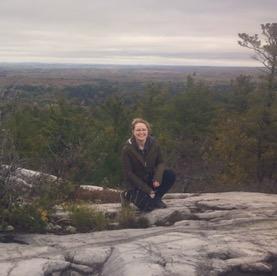 Graduate Student Spotlight: Lia Morgan Siewert