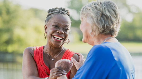 Having acquaintances or peripheral ties may encourage older adults to be more physically active, researchers said.
