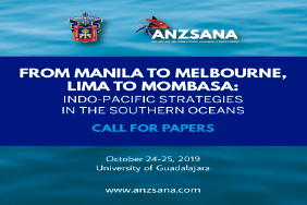 ANZSANA Opens Submissions for 2019 Indo-Pacific Conference