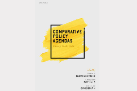 Comparative Public Policy Book Available for Pre-Order