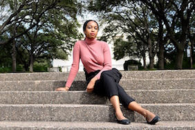 Undergraduate Islamic Studies Student, Ayana D'Aguilar, on Racism in UT's Center for Women in Law