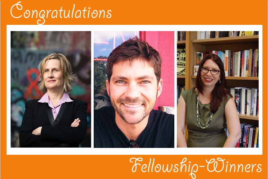 Janine Barchas, Allen MacDuffie, and Julie Minich Awarded 2019 Fellowships