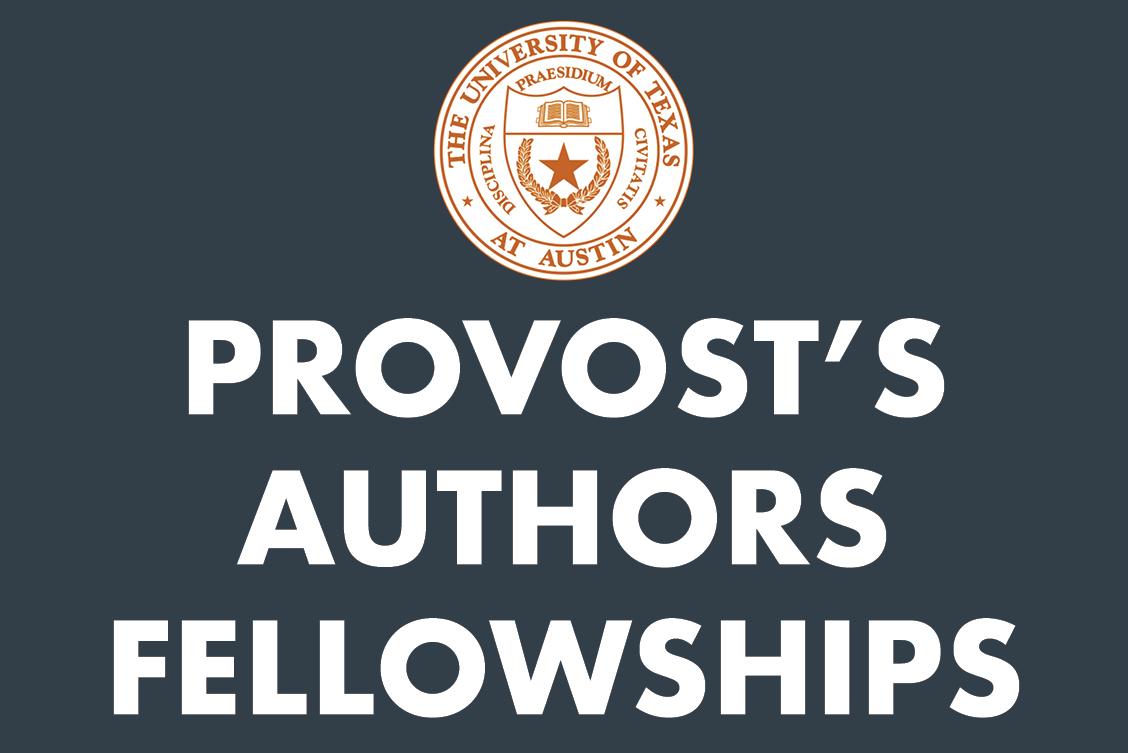 Matthew Butler and Tracie Matysik awarded Provost's Authors Fellowships for 2019-2020