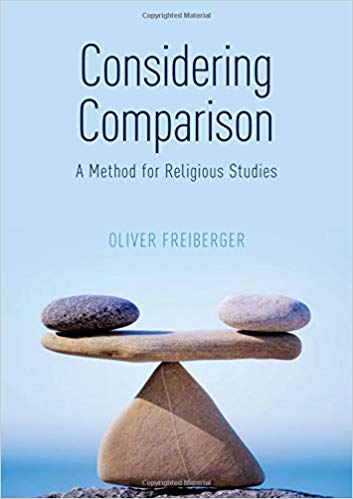 Prof. Oliver Freiberger Publishes Book,