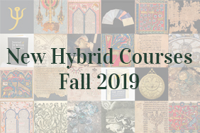 New Hybrid Courses: Fall 2019