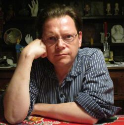 Edward Carey Wins Guggenheim Fellowship