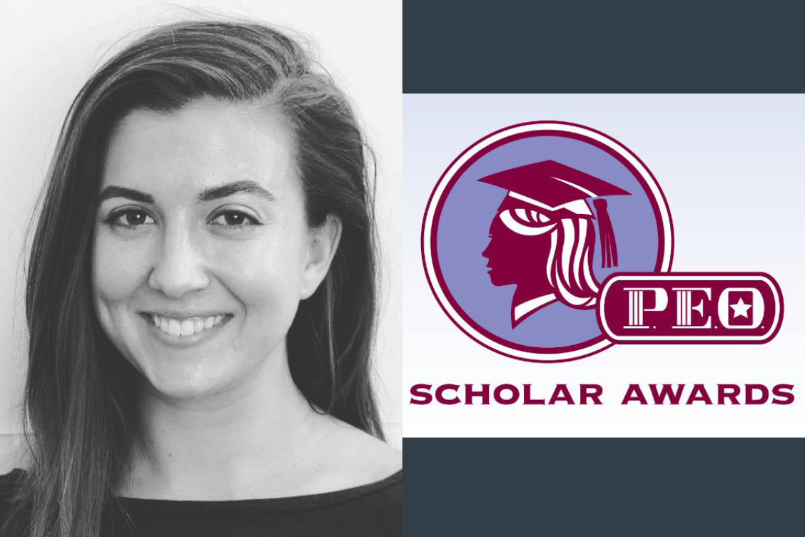 Ph.D. Candidate Emily Whalen Receives P.E.O. Scholar Award