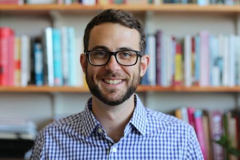 PhD Alum, Josh Urich, Describes Teaching Behind Bars with Nonprofit 'Inside Literature'