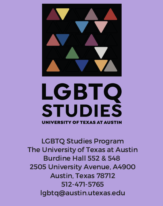 Fall '19 Courses in LGBTQ Studies
