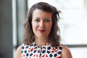 Maria Pidgorna, 2018 Keene Prize Winner