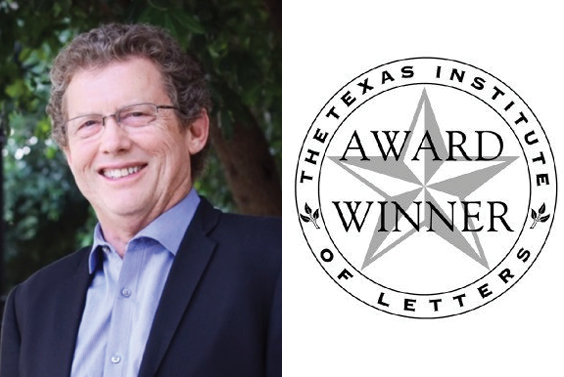 History Alum Dr. Patrick Cox elected to Texas Institute of Letters