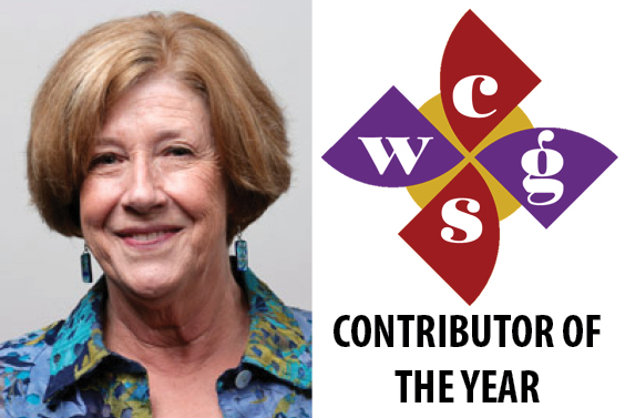 "Megan Seaholm named ""Contributor of the Year"" by UT's Center for Women's & Gender Studies"