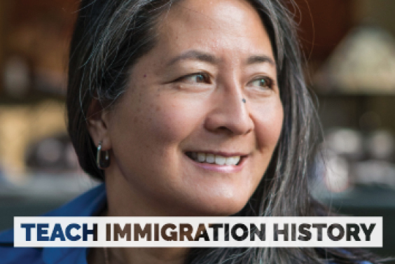 """Teach Immigration History"" website launches!"