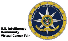 Connect wtih representatives from nine U.S. intelligence agencies on May 30! Registration required.