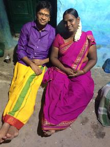 Graduate Student Spotlight: Aniruddhan Vasudevan