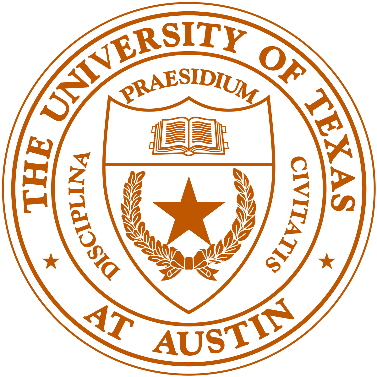 Doctorate from UT Austin