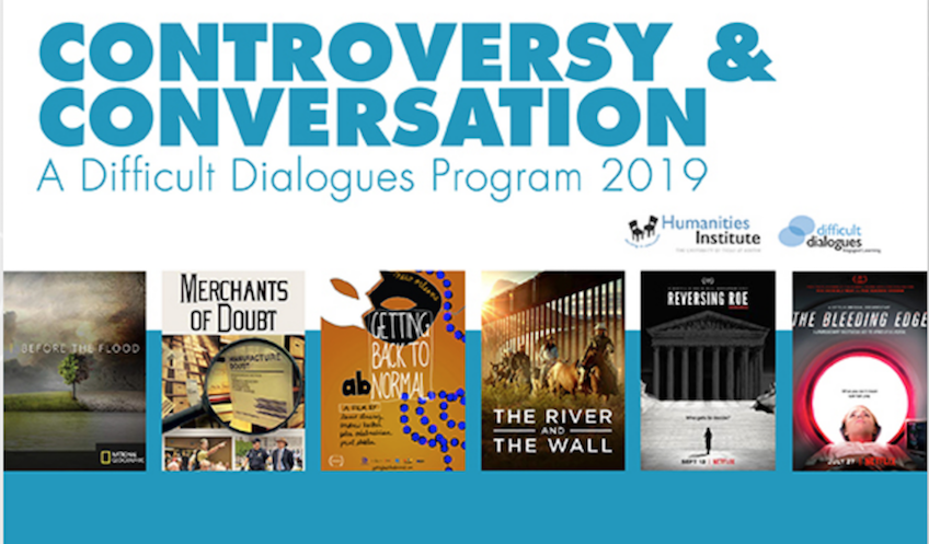 Announcing the Summer / Fall 2019 Controversy & Conversation Film Series