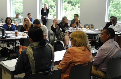 Announcing the 2019 Difficult Dialogues Course Design Workshop and Professional Development Funds