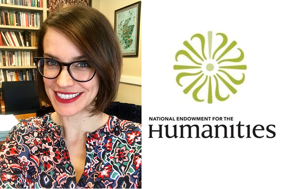 Ph.D. Alumna Dr. Michelle Brock ('12) wins grant from the National Endowment for the Humanities