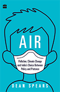 Dean Spears publishes book on air pollution in India