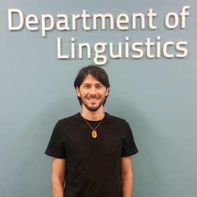 Cristian Juárez Awarded NSF and ELDP Grants