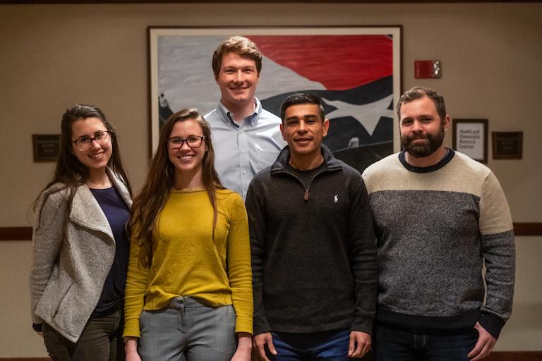 Spring 2019 HH Grad Scholars