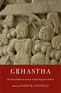 Asian Studies Faculty and Graduates Publish New Research on the Householder in Ancient India