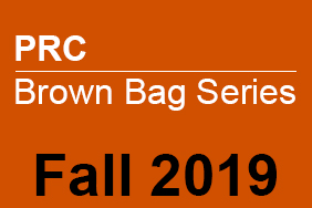 PRC Brown Bag Schedule