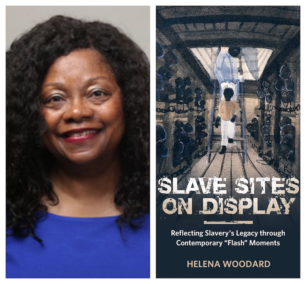 Dr. Helena Woodard new book set to be published later this month