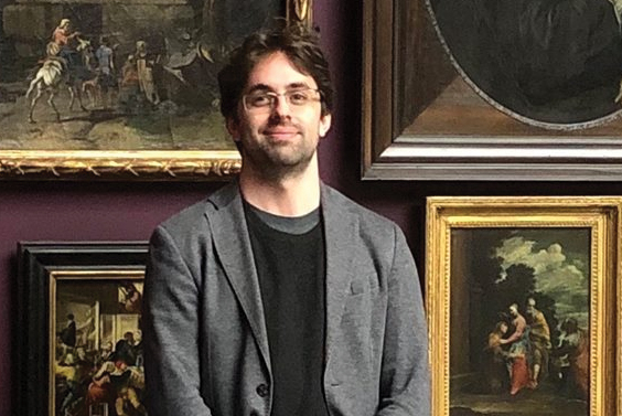 History Ph.D. alum Adrian Masters wins the James Alexander Robertson Prize, awarded by the Conference of Latin American Historians