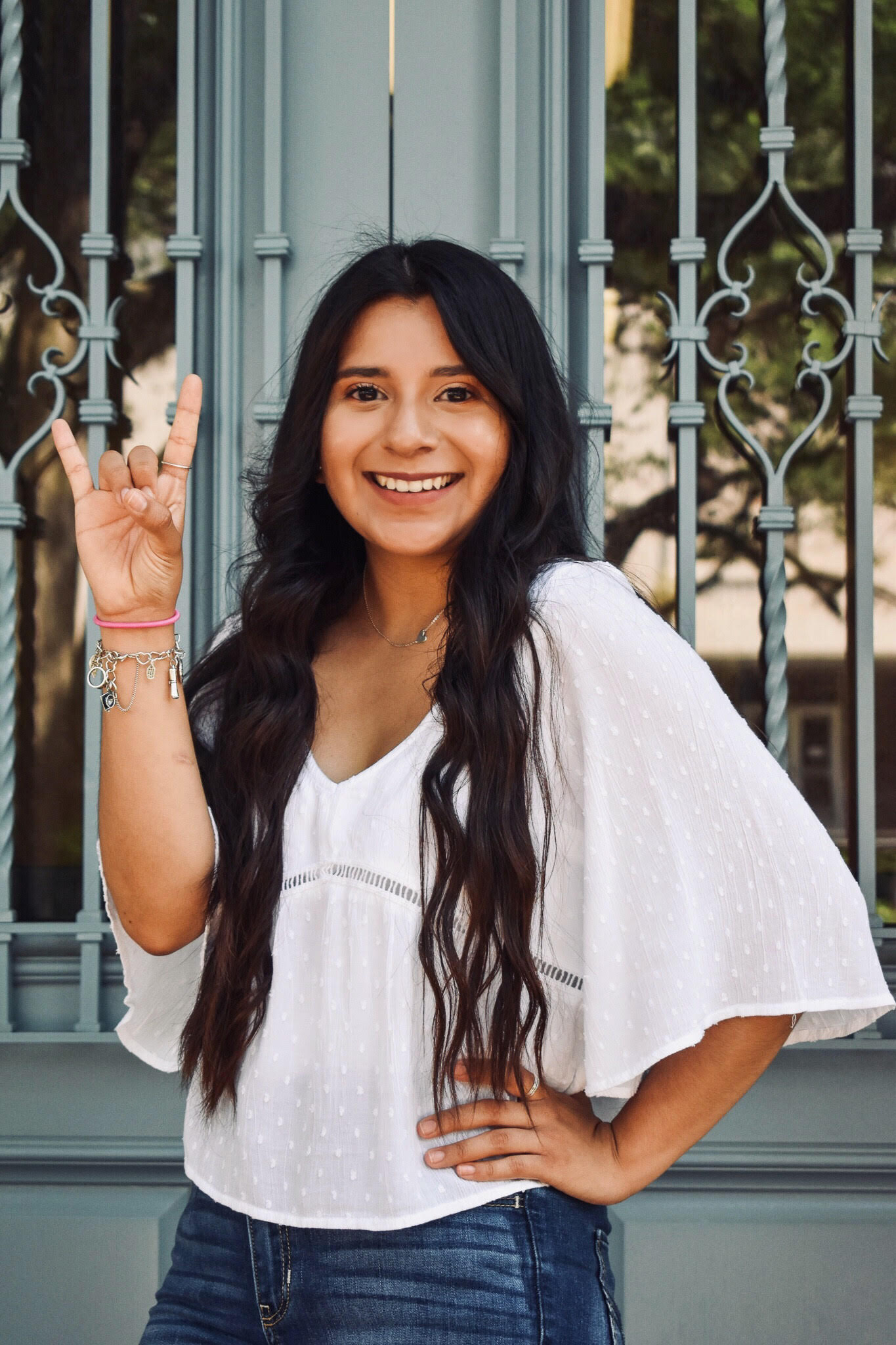 Andrea Pedraza awarded Impact Scholarship