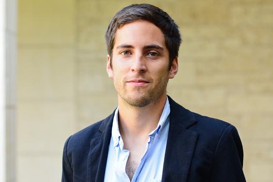 History Doctoral Student Rodrigo Salido Moulinié