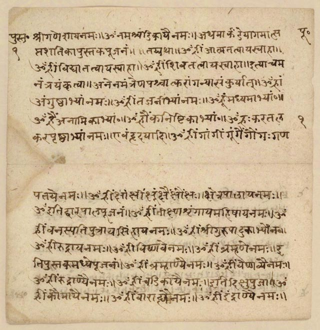 Introduction to the South Asian Collection