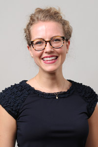 Graduate Student Emily Krauter Awarded Dissertation Writing Fellowship for Spring 2020