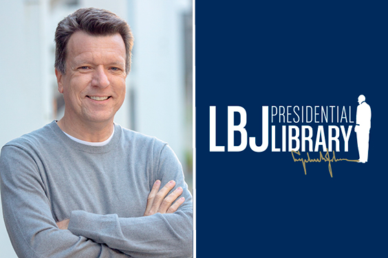 Mark Atwood Lawrence named Director of the LBJ Presidential Library