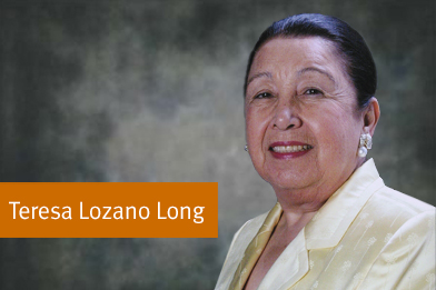 Teresa Lozano Long to Receive National Humanities Medal in White House Ceremony