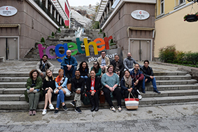 Students Attend Fulbright Seminar in Bulgaria