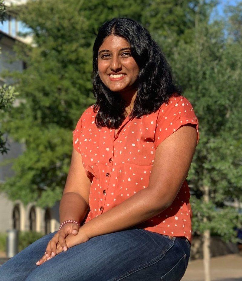 Student Spotlight: Nishita Pondugula