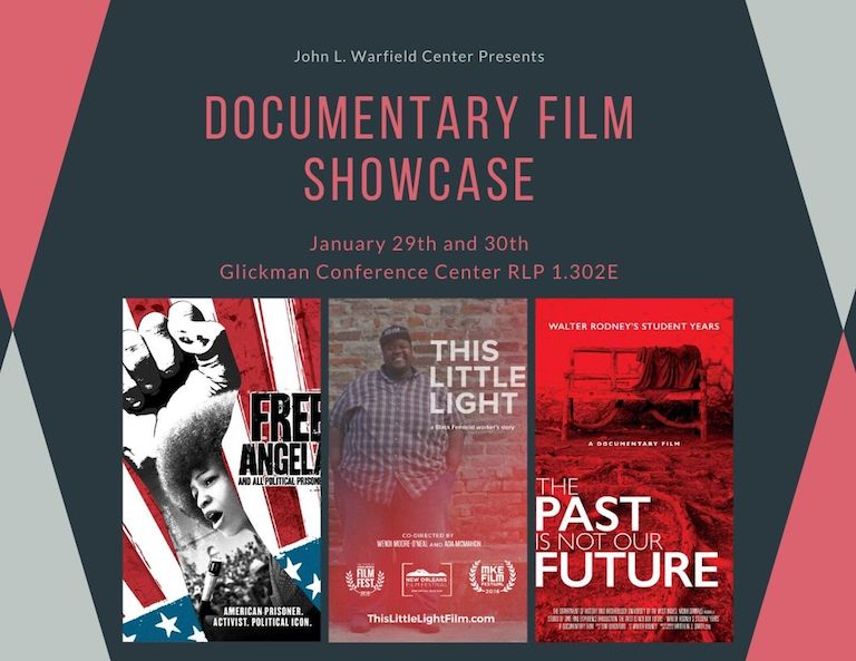 Warfield Hosts Documentary Film Showcase Exploring the Relationship Between Storytelling and Activism
