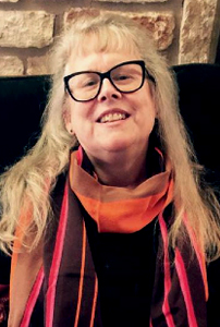 Sandra B Straubhaar