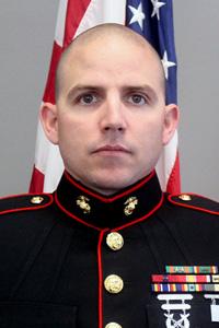 Gunnery Sergeant Samuel Linares