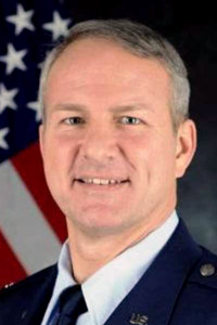 Col Paul Tombarge, USAF
